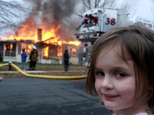 Nunca mais apague incêndio, use 70% de eficiência